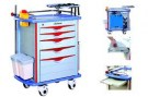 Resuscitation Trolley Emergency Crash Cart